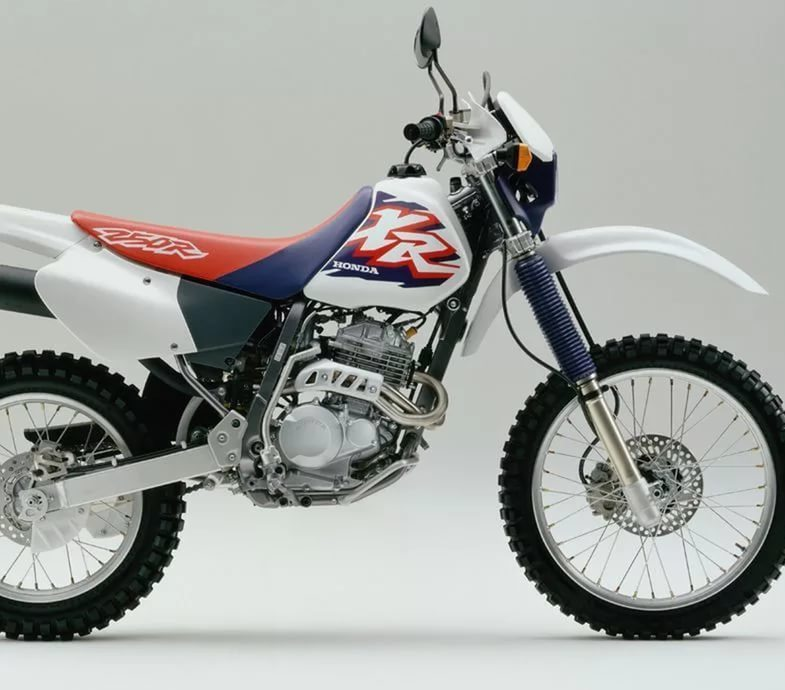 Покататься на мотоцикле Honda xr 250