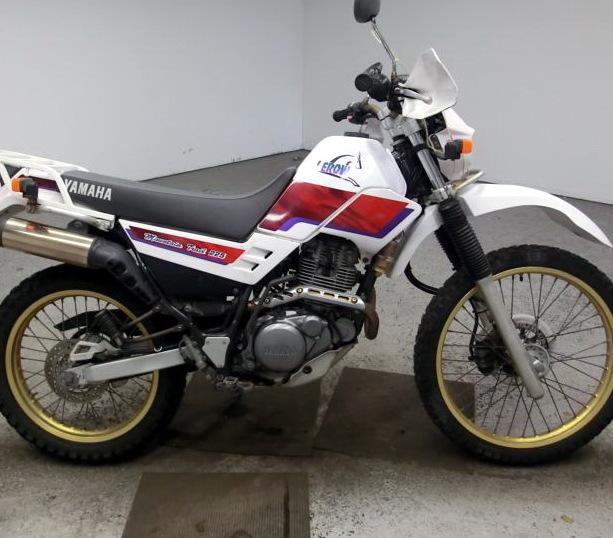 Покататься на мотоцикле Yamaha serow 225